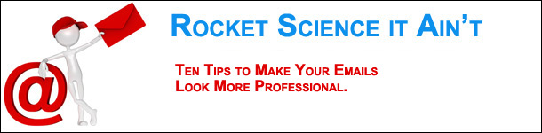 Email Marketing Not Rocket Science