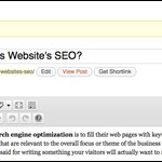 SEO - Is your website content helping your business?